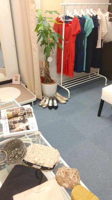 丸の内・銀座・新橋・舞浜エリアのレンタルドレスDRESS SHARE(ドレスシェア)のショップイメージ